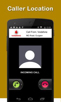 Caller Location poster