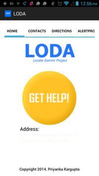 LODA Pro poster