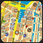 Location Map Live icon
