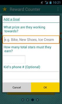 Reward Counter apk screenshot