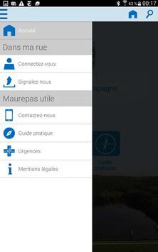 Maurepas en poche apk screenshot