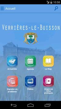 Verrières-le-Buisson poster