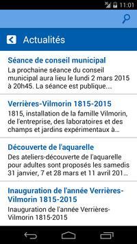 Verrières-le-Buisson apk screenshot