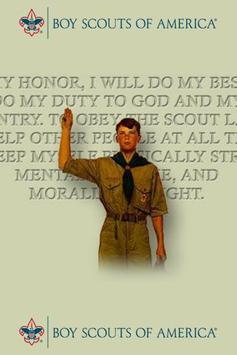 Boy Scouts Buckeye Chapter poster