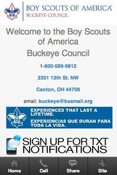 Boy Scouts Buckeye Chapter apk screenshot