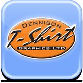 Dennison Tshirt icon