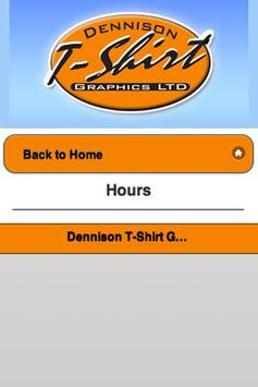 Dennison Tshirt apk screenshot