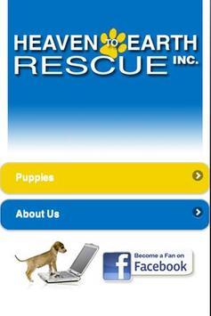H2E Rescue poster