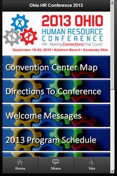 Ohio HR Conference 2013 apk screenshot