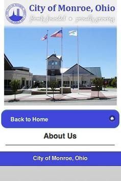 City of Monroe apk screenshot