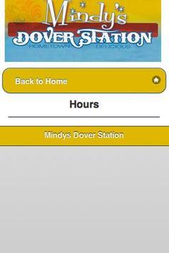 MIndy's Dover Station apk screenshot