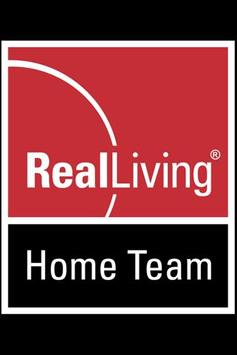 Real Living Home Team poster