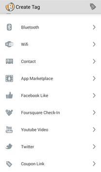 Local NFC Manager (Partners) apk screenshot
