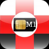 PrePaid Sim Card Aid 4 M1 icon