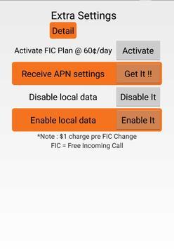 PrePaid Sim Card Aid 4 M1 apk screenshot
