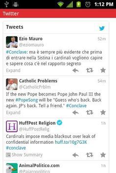 Conclave apk screenshot