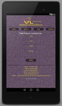 V. L. Raka Jewellers apk screenshot