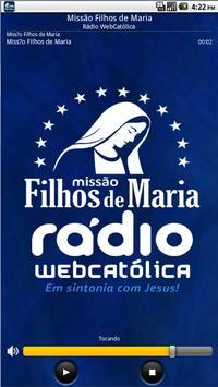 Missão Filhos de Maria poster