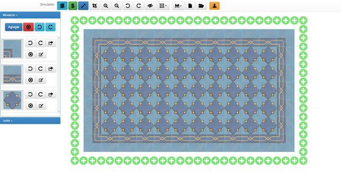 Mosaicos Blangino apk screenshot
