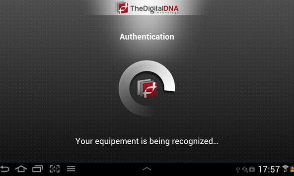 The Digital DNA Technology® apk screenshot
