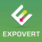 Expovert - Business Card Share icon