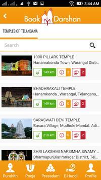 Book My Darshan apk screenshot