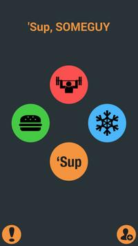 Sup by Looped poster