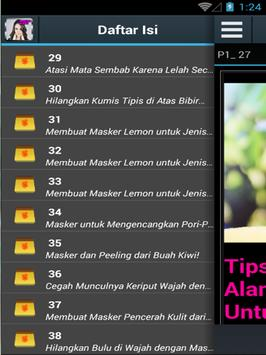 Masker Alami apk screenshot