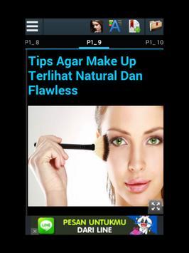 Tutorial Make Up Natural apk screenshot