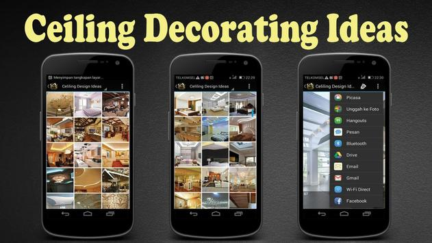Best Ceiling Design Ideas poster