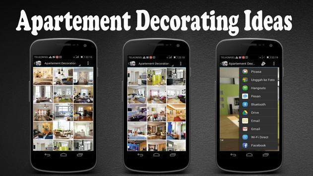 Apartement Decorating Ideas poster