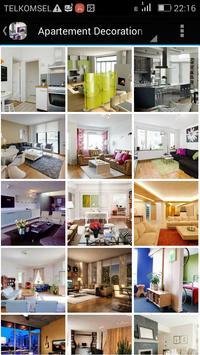 Apartement Decorating Ideas apk screenshot