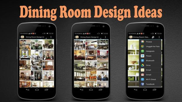 Dining Room Design Ideas poster