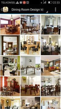 Dining Room Design Ideas apk screenshot