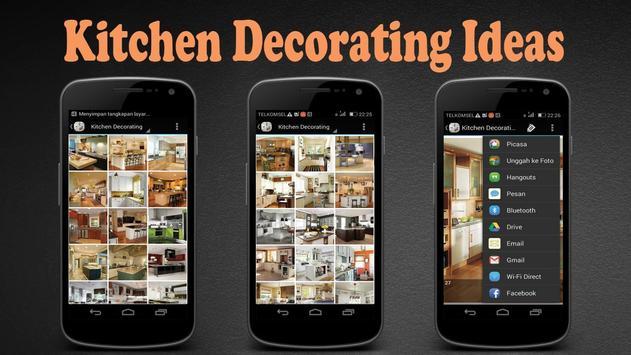 Best Kitchen Decorating Ideas poster