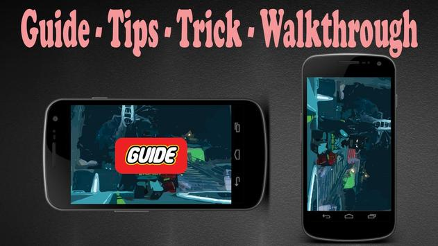 Guide for LEGO Batman 3 apk screenshot
