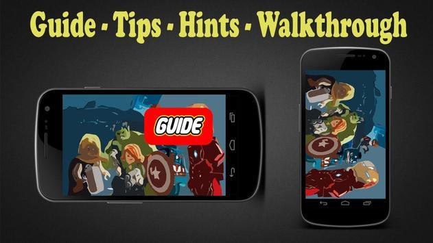 Guide for Lego Marvel Avengers apk screenshot