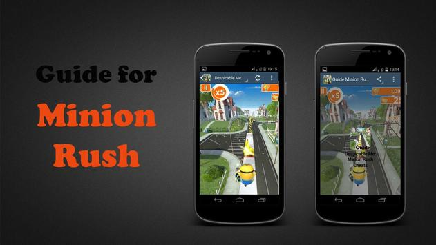 Guide for Minion Rush apk screenshot