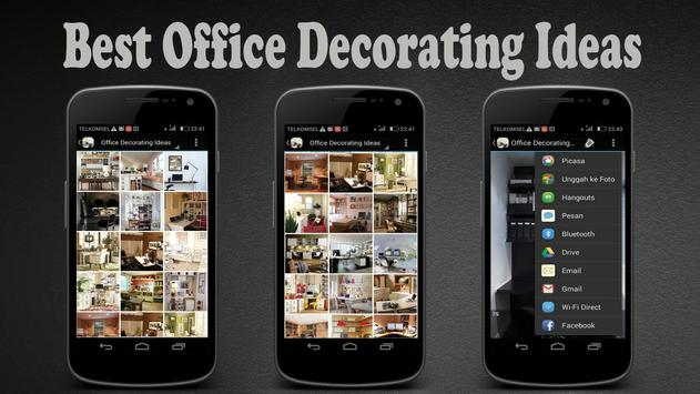 Best Office Decorating Ideas poster