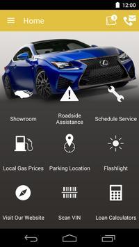 Longo Lexus DealerApp poster