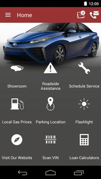 Longo Toyota/Scion DealerApp poster