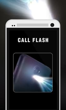 Call Sms Flashing poster