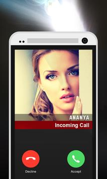 Call Sms Flashing apk screenshot