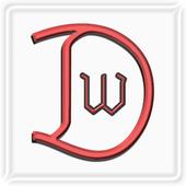 D W Denney Resume Portfolio icon