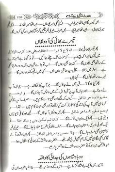 Tariq Jamil's Book AzabeQabar apk screenshot