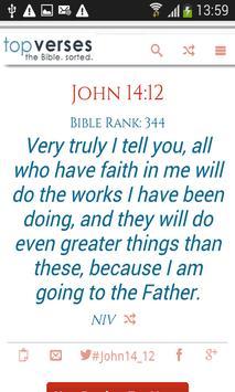 Free Study King James Bible apk screenshot