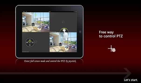 Lorex netHD Stratus Plus apk screenshot
