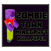 Zombie Minecraft Wallpaper icon