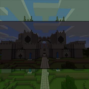 Zombie Minecraft Wallpaper apk screenshot