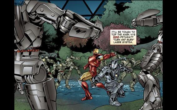 The Avengers-Iron Man Mark VII apk screenshot